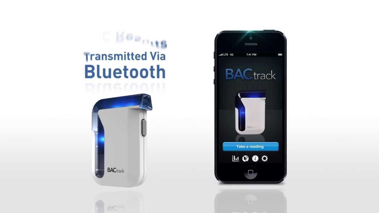 BACtrack Mobile Breathalyzer for iPhone, iPad, & iPod