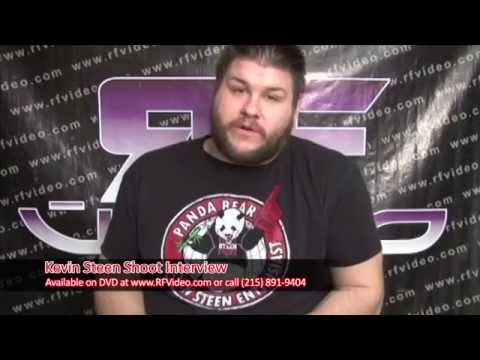 Kevin Steen Shoot Interview Preview