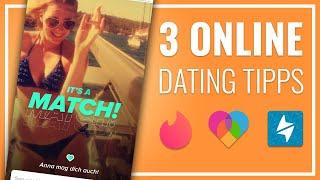 So wirst Du ONLINE zuerst angeschrieben! | Online Dating Tipps #3