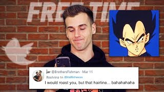 Free Time Reads Mean Tweets (Part 2)
