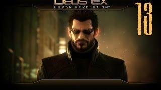 Deus Ex: Human Revolution - Director's Cut прохождение (часть 13)