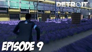 Detroit : Become Human | Grosse Poursuite | Episode 9