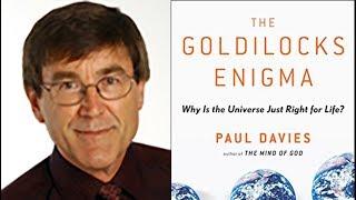 The Architecture of the Universe, Dr. Paul Davies, Arizona State University