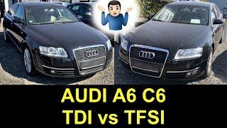 ILE KOSZTUJE Audi A6 C6 z Niemiec? Diesel vs Benzyna