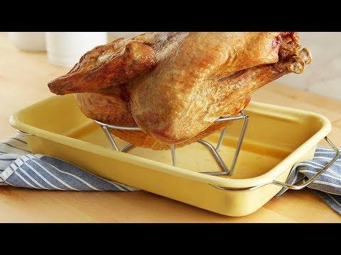 Topsy Turkey | Turkey & Chicken Roasting Frame