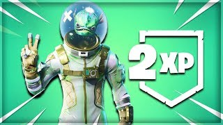how to unlock DOUBLE XP in Fortnite..