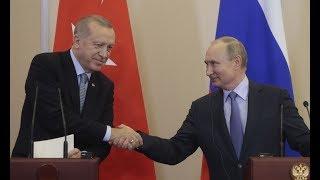 WELT HINTERGRUND: So sieht der Putin-Erdogan-Deal für Syrien aus