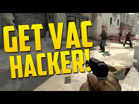 GET VAC BANNED HACKER! - CS GO Overwatch Funny Moments