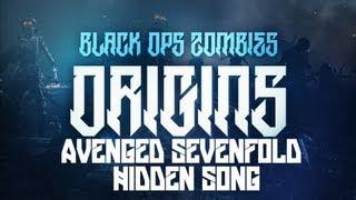"Black Ops 2 Zombies ""ORIGINS"" - SECOND Hidden Music Easter Egg…"