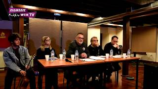 Γιάννης Τσιτσίμης: Με σφραγισμένα χείλη - βιβλιοπαρουσίαση-Eidisis.gr webTV
