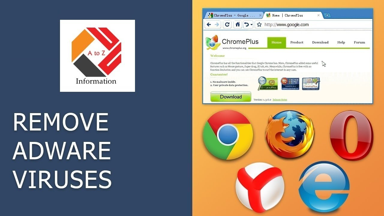 How to remove Webalta from browsers