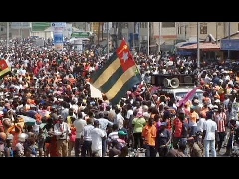 Clashes in Togo as protesters march against President Gnassingbe