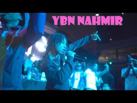 YBN Nahmir - Bounce Out With That (Live Austin TX) shot by @Jmoney1041