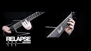"""OBSCURA - """"Anticosmic Overload"""" (Official Guitar Playthrough)"""