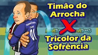 ANIMATUNES - Timão do Arrocha X Tricolor da Sofrência thumbnail