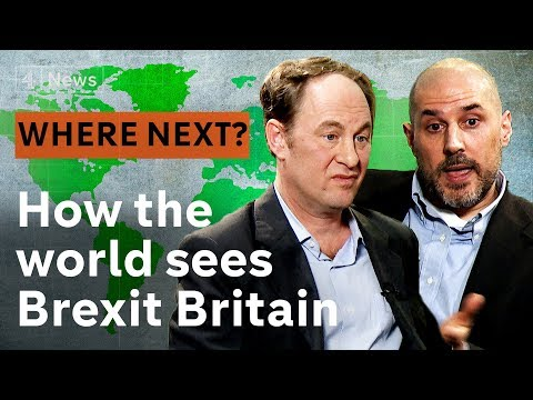 What does the world think of Brexit Britain?
