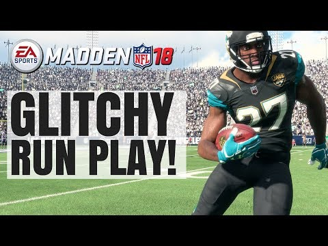 how to run with qb madden 18