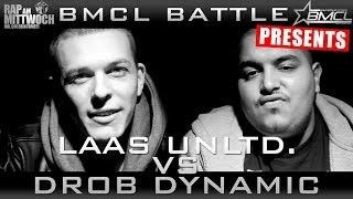 BMCL RAP BATTLE: LAAS UNLTD. VS DROB DYNAMIC (BATTLEMANIA CHAMPIONSLEAGUE)