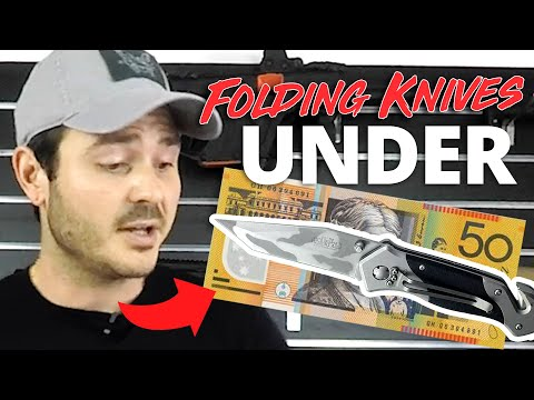 Must SEE MTech Brand Knife Review (All Under $50) – Extac Australia Outdoor and Survival Gear