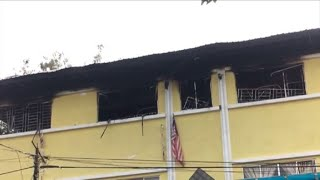 25 people, mostly teenage boys, killed in Malaysia school fire