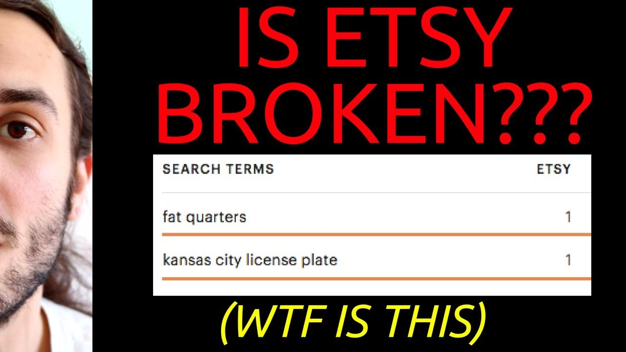 Image result for is etsy broken
