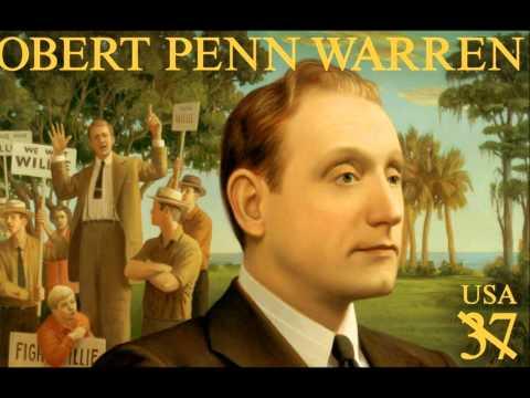 "Robert Penn Warren Concludes his book ""All the Kings Men"""