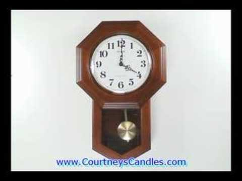 Oxford Rhtyhm Small World Musical & Chiming Clock