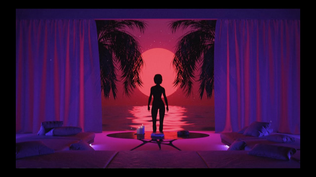 Maleek Berry  - Isolation Room (Official Visualiser)