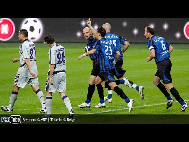 2007-2008 - Supercup - 01. RSC Anderlecht - Club Brugge 3-1