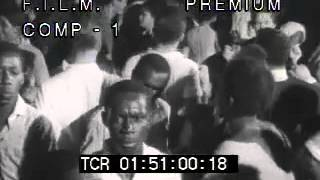 1960s Jamaican Music (stock footage / archival footage)