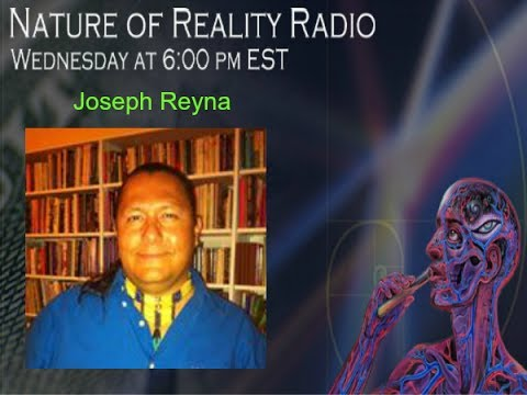 Joseph Reyna: Esoteric Truth Through Fiction, Planet X, Bible Analysis, & More