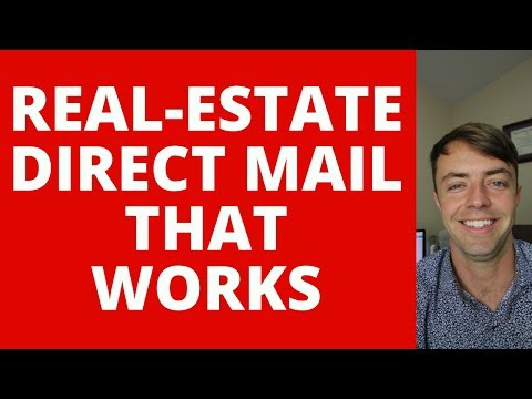Real-Estate Mailers THAT DON'T WASTE MONEY