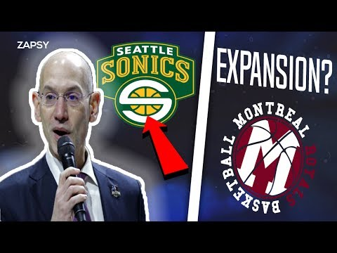 NBA Expansion Incoming! Seattle Supersonics Return?!