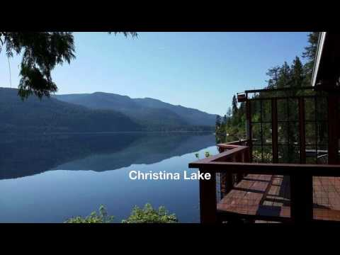Christina Lake - British Columbia