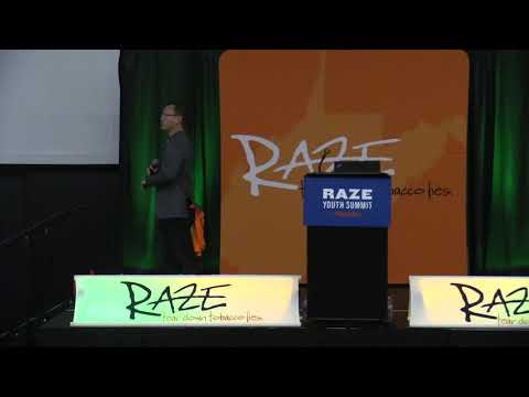 The Vaping Epidemic - Raze Youth Summit