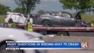 Witness On I-75 Wrong Way Crash: 'It Doesn't Make Sense To Me'