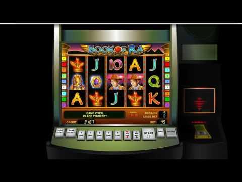 Игровой автомат Book of Ra Книга Ра играть в книжки ра