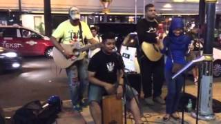 Pantun budi cover - One Avenue Busk...