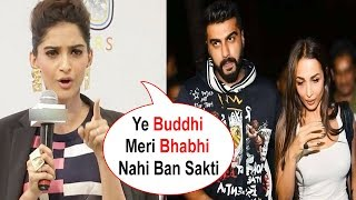 OMG! Sonam Kapoor Hates Malaika Arora Khan For Dating Her Brother Arjun Kapoor