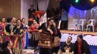 HRH Princess Angelika Tuku'aho Maa'imoa Fakamafana | Queen Salote College Alumni Concert Australia
