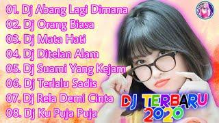 DJ Terbaru2020|| Dj TikTok viral terbaru 2020 Dj Abang lagi dimana || Viral 2020