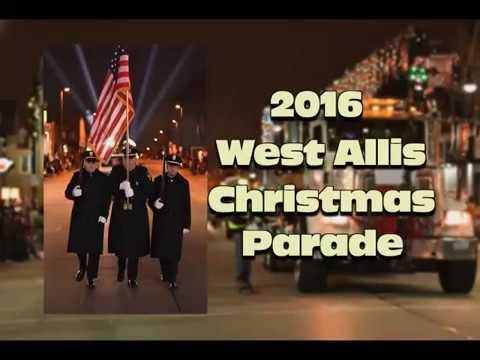 2016 West Allis Christmas Parade - YouTube