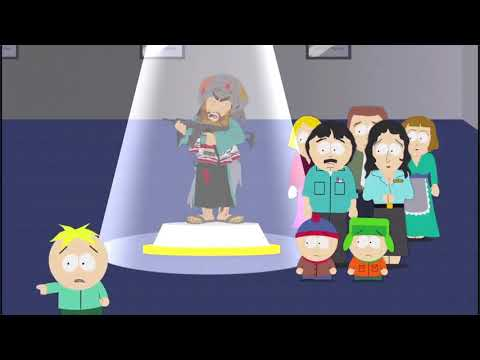 South Park Museum of Tolerance Racist Stereotypes