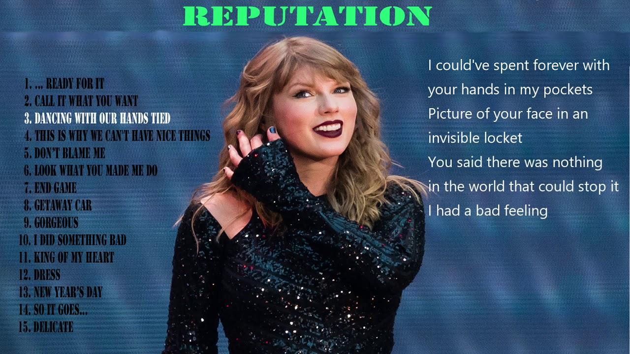 Download Reputation Full Album with lyrics