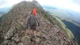 Mount Katahdin - Knife edge - Gopro