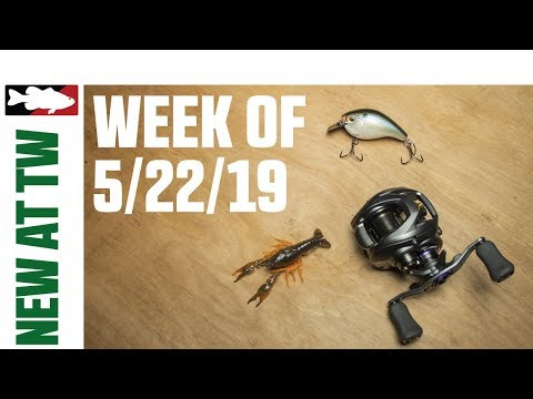 What's New At Tackle Warehouse W. Jake Cotta - 5/22/19