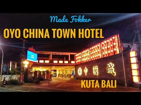 oyo-china-town-hotel-kuta-bali-|-where-to-stay-in-kuta-bali-|-cheap-hotels-near-bali-airport