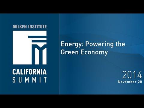 Energy: Powering the Green Economy