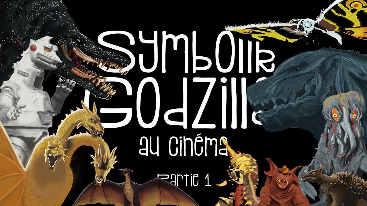 Les SYMBOLES du DIEU NUCLÉAIRE, GODZILLA #1 - Symbolik (Sweetberry)