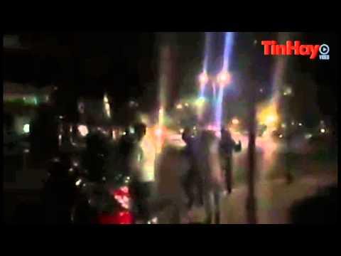 Thanh niên Hà Nội đua xe đêm ngày 12 - 11